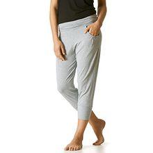 Mey Loungewear Lounge Damen Yoga Pants Grau L