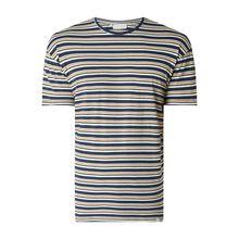 T-Shirt mit Streifenmuster Modell 'Timo'