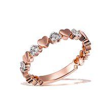 Goldmaid Ringe mehrfarbig Damen