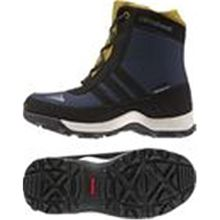 adidas Performance Adisnow Kinder-Winterstiefel B33205 Navy/Black Gr. 31 (UK12.5K)