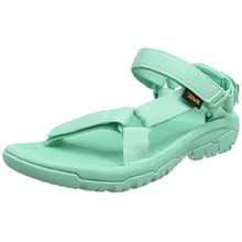 Teva Damen W Hurricane Xlt2 Sandalen, Türkis (Sea Glass), 40 EU