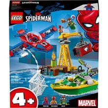 LEGO 76134 Super Heroes: Spider-Man Diamantenraub mit Doc Ock!