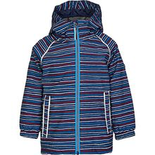Kinder Outdoorjacke MIKY rot