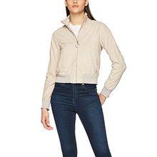 Drykorn Damen Mantel Harrow 84305 171 D-Jacken, Beige (Beige 59), 40 (Herstellergröße: 4)