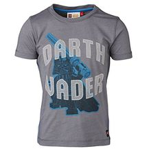 Lego Wear Jungen T-Shirt Star Wars Tony 451, Gr. 116, Grau (Grey Melange 924)