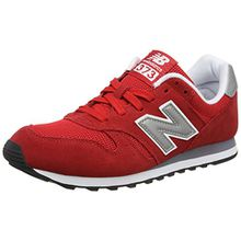 New Balance Herren ML373RED, Men Low-Top Sneakers, Rot (ML373RED), 40 EU