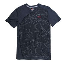 Puma T-Shirt Performance Top 603255-01 T-Shirts schwarz Herren