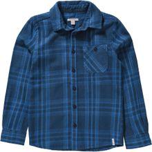 ESPRIT Langarmhemd blau / hellblau
