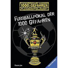 Buch - 1000 Gefahren - Du entscheidest selbst!: Fußballpokal der 1000 Gefahren