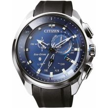 CITIZEN BZ1020-14L Smartwatch schwarz / silber