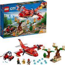 LEGO® City 60217 - Löschflugzeug der Feuerwehr