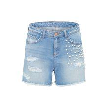 Noisy may Jeans BE LIV Jeanshosen blue denim Damen