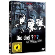 DVD Die drei ??? - Das verfluchte Schloss - Kino Hörbuch