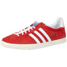 adidas Originals Gazelle OG, Unisex-Erwachsene Sneakers, Rot (University Red/Chalk/White), 44 EU (9.5 )