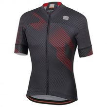 Sportful - Bodyfit Team 2.0 Faster Jersey - Radtrikot Gr L;M;S;XL;XXL schwarz;oliv/schwarz;blau