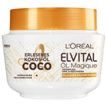 L´Oréal Paris Elvital  Haarmaske 300.0 ml