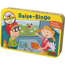 Dosenspiel - Reise-Bingo