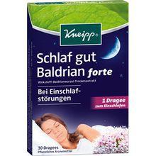 Kneipp Gesundheit Nahrungsergänzung Schlaf Gut Baldrian Forte 1 Stk.