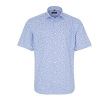 ETERNA Hemd blau / hellblau