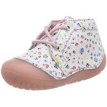 Richter Kinderschuhe Baby Mädchen Richie Sneaker, Weiß (Panna), 20 EU
