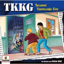 CD TKKG 212 - Tyrannei Kommando Eins Hörbuch