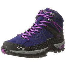 CMP Damen Rigel 3Q12946, Trekking- & Wanderhalbschuhe, Blau (Cobalto-Purple), 37 EU