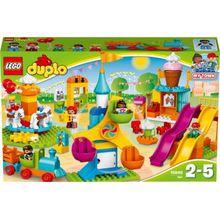 LEGO 10840 DUPLO: Großer Jahrmarkt