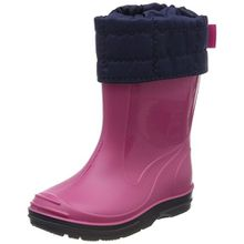 Beck Mädchen Basic Schlupfstiefel, Pink (Pink), 30 EU