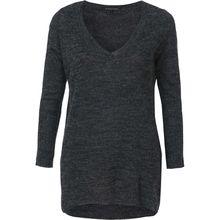 ONLY Pullover schwarz Damen