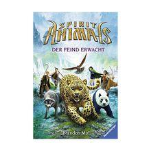 Buch - Spirit Animals: Der Feind erwacht