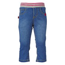 LEGO Wear Mädchen Hose duplo IMAGINE 501, Einfarbig, Gr. 74, Blau (LIGHT DENIM BLUE 36)