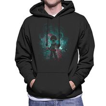 Boku No Hero Academia Izuku Midoriya Men's Hooded Sweatshirt