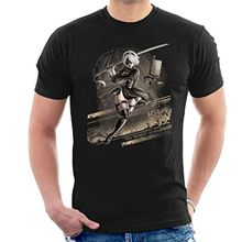 Nier Automata The Weight Of The World Men's T-Shirt