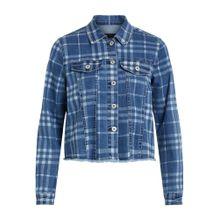 OBJECT Jeansjacke blue denim / hellblau