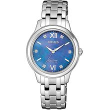 CITIZEN Uhr 'EM0720-85N' blau / silber