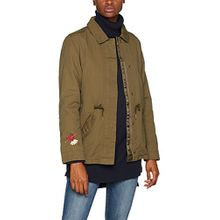 Scotch & Soda Maison Damen Jacke Embroidered Army Jacket, Mehrfarbig (Combo A 17), X-Small