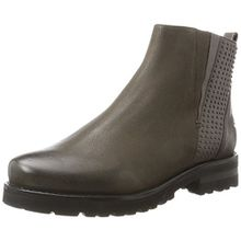 GERRY WEBER Shoes Damen Camile 08 Stiefel, Grau (Anthrazit (700)), 36 EU