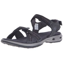 Columbia Damen Sandalen, Kyra Vent II, Schwarz (Shark, Light Grey), Größe: 38