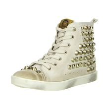 BULLBOXER Sneakers High beige Damen