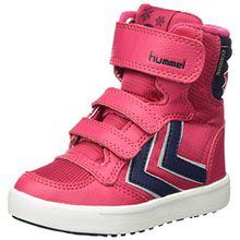 Hummel Mädchen Stadil Super Poly Boot JR Schneestiefel, Pink (Bright Rose), 28 EU