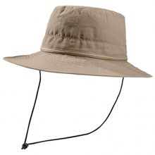 Jack Wolfskin - Lakeside Mosquito Hat - Hut Gr L grau/beige