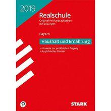 Buch - Realschule 2019 - Bayern - Haushalt und Ernährung