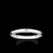 "Thomas Sabo Ring ""Herz"" grau D_TR0016-725-14-48"