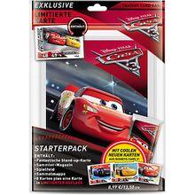 Disney Cars 3 - Topps Starter-Set
