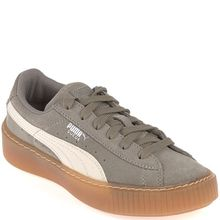 Puma Sneaker - PLATFORM SNK PS grau