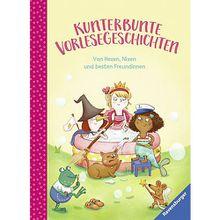 Buch - Kunterbunte Vorlesegeschichten: Von Hexen, Nixen und besten Freundinnen