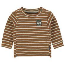 Noppies Sweater 'Parkvin' braun / hellgrau