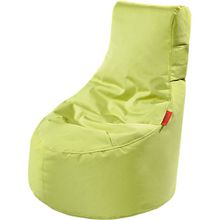 Outdoor-Sitzsack Slope XS, Plus, limette grün