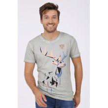 Krüger- Trachten T-Shirt Artus, natur