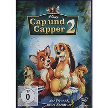 DVD Cap und Capper 2 (ohne SC Branding) Hörbuch